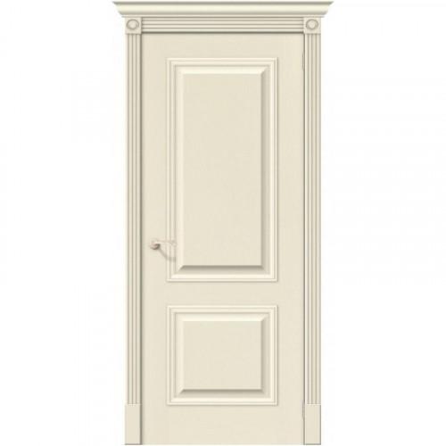 Дверь межкомнатная  Вуд Классик-12  Ivory