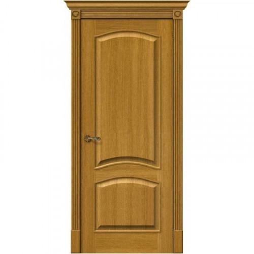 Дверь межкомнатная (шпон натуральный)  Вуд Классик- 32 Natur Oak