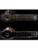 Дверной электронный замок MoliLock S3 по отпечатку пальца и Bluetooth