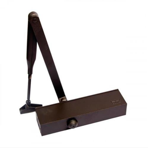 Доводчик дверной TS Profil  EN 2/3/4 bca коричневый