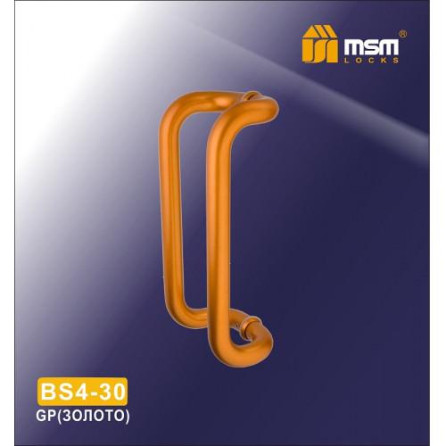 Ручка скоба BS4-28 Золотой (GP)