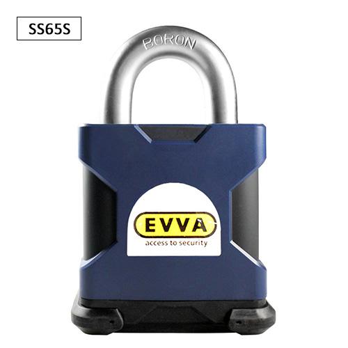 Навесной  замок EVVA SQUIRE SS65S Максимальная защита!