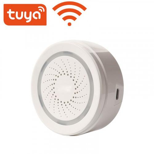 Умная Wi Fi сирена Tuya Alarm