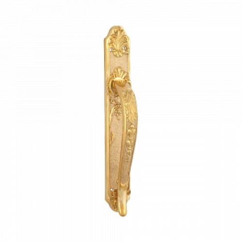Дверная ручка-скоба РДС-27 (латунь)
