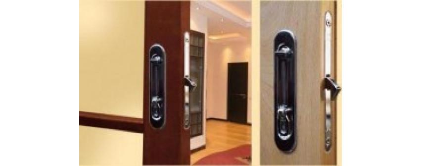 Дверные ручки для раздвижных дверей