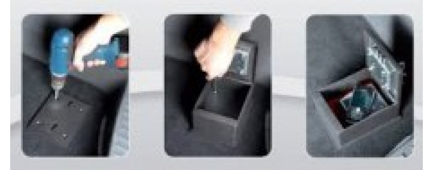 Автомобильные сейфы