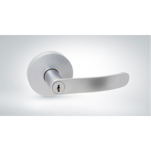Дверная ручка РФ 0616( Хром )