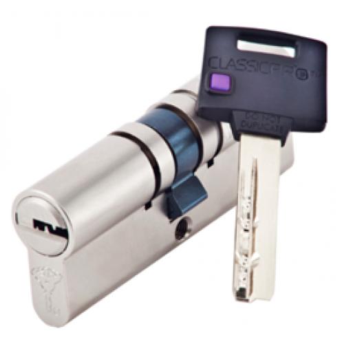 Цилиндр Mul-T-Lock Classic L 71 (33x38)кл.кл. золото
