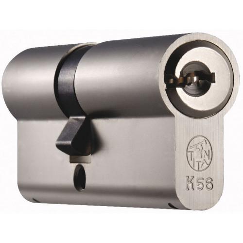 Цилиндровый механизм Titan K56 31-31 MN D кл.кл.латунь