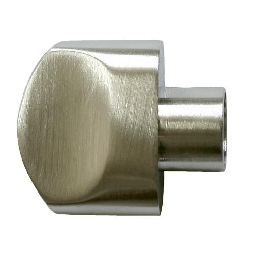 Вертушка для цилиндров матовый хром