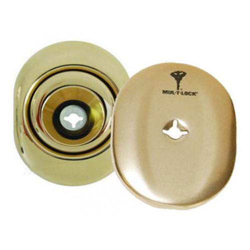 Броненакладка Mul-T-Lock Omega (золото)