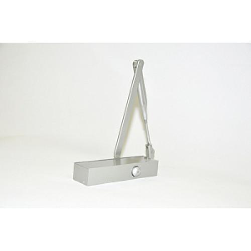 Доводчик DORMA TS PROFIL 150 кг EN 2/3/4 + Size 5 с рычагом, серебро