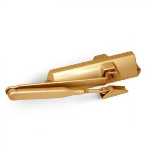 Доводчик DORMA ТS 68 EN2/3/4, с рычажной тягой, золото