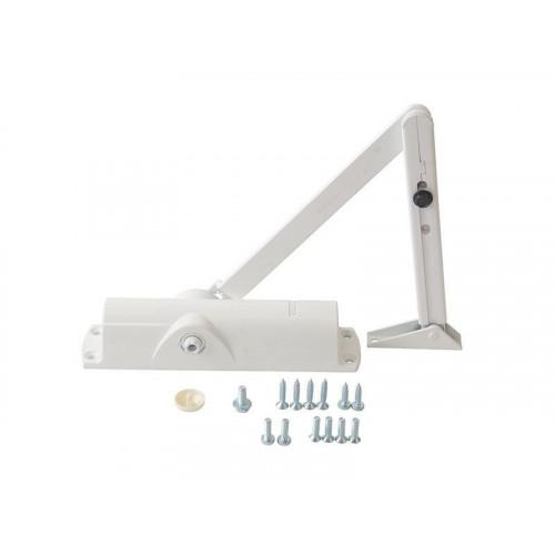 Доводчик дверной GEZE TS 1000(белый)