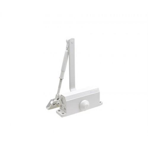 Доводчик дверной Нора-М 2S-F морозостойкий 50 кг (белый)
