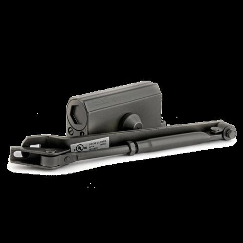 Доводчик дверной Нора-М 2S-F морозостойкий 50 кг (серый )