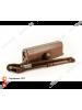Доводчик №5S(до160кг)(коричневый) морозостойкий НОРА
