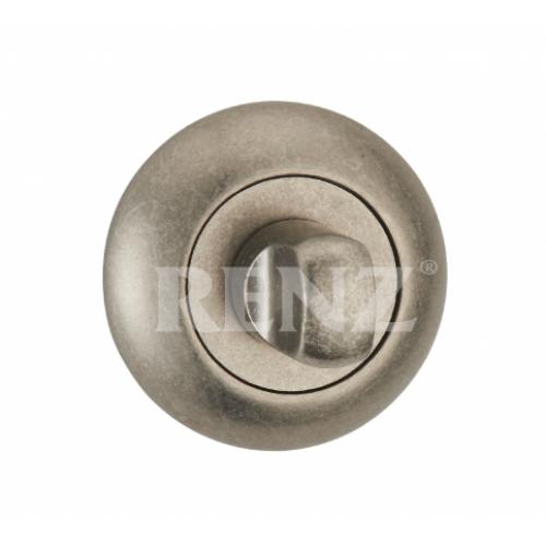 Завертка к ручкам BK (N) 08 серебро античное