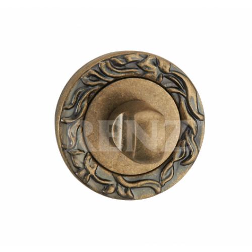 Завертка к ручкам декоративная BK 20 бронза состаренная