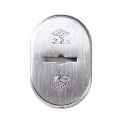 Комплект накладок на сувальд.ключев. (мат.хром). C06.144.10.В1ISA