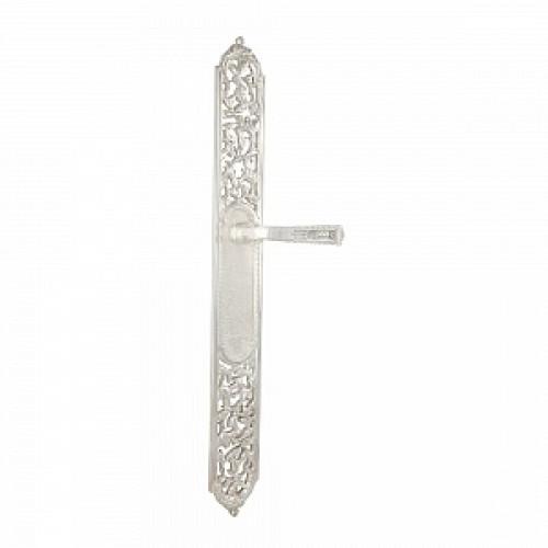 Дверная ручка РДП-02(покрытие серебром)