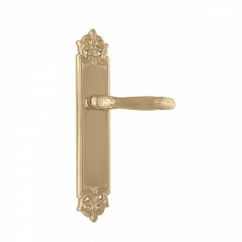 Дверная ручка РДП-32 (покрытие золотом 24К)