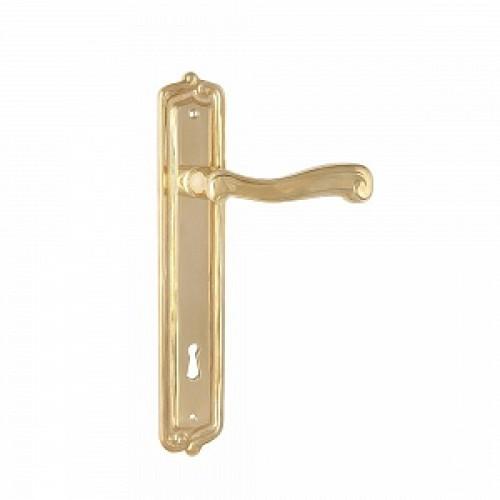 Дверная ручка РДП-41 (латунь)