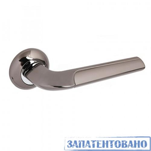 Дверная ручка MEGAPOLIS BOMBAY H-0832-А-BN