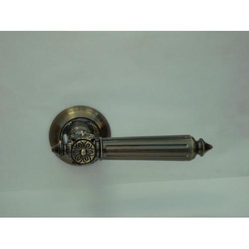 Дверная ручка 601127 АВ/CP