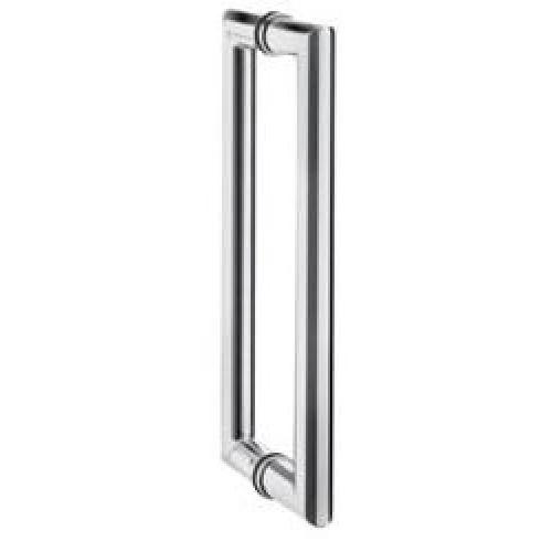 Дверная ручка скоба Apecs HC-0926-25/300-INOX (Серебро)