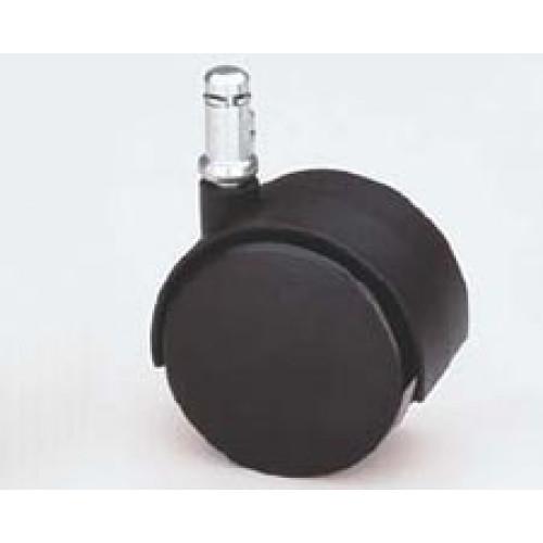 1502-50 Колесо мебельное черное AMIG