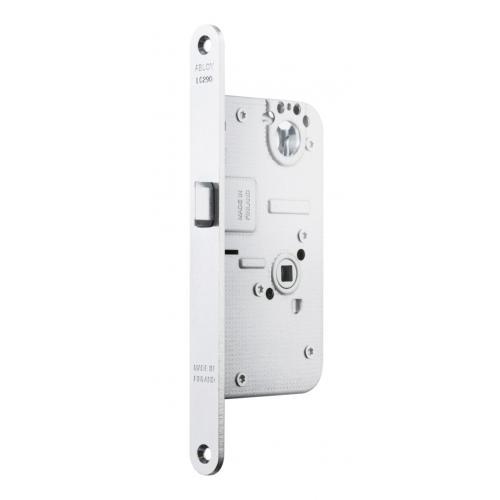 Врезная защёлка для противопожарных дверей Abloy LC290 правая